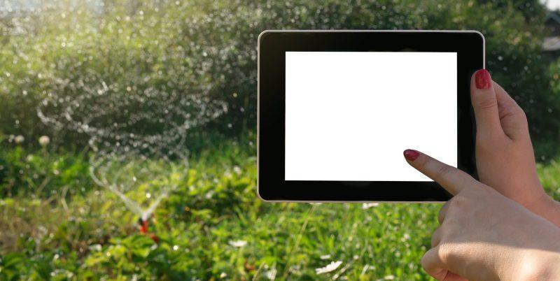Computergesteuerte Gartenewässerung - Die richtige Urlaubsbewässerung