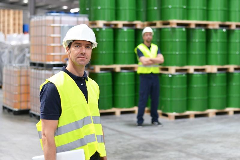 Kontrolleur für IBCs und sontige Container