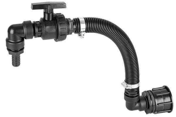"""IBC Adapter S60x6 - Befüllschlauch mit 1"""" Auslaufhahn"""