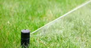 Getrieberegner zur Bewässerung