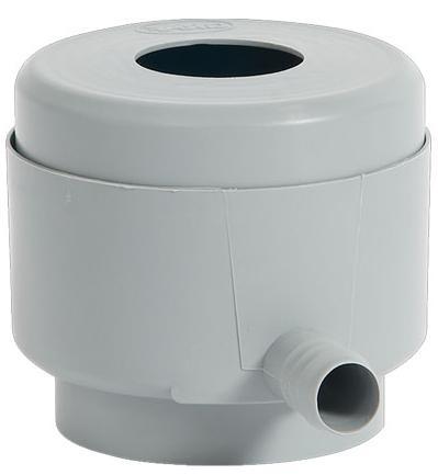 Füllautomat für DN 70-100 Fallrohr bis 50m² Dachfläche