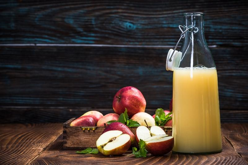 Apfelmost - Gärbehälter