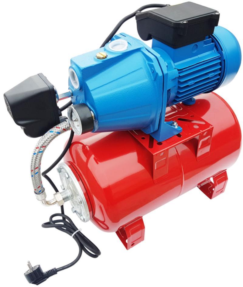 Hauswasserwerk Guss-Gartenpumpe (230V) Hauswasserwerk oder Hauswasserautomat