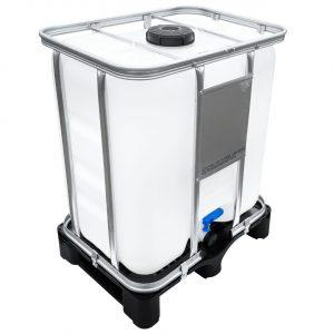 300l IBC Container UN-Zulassung auf PE-Palette NEU IBC-Tische