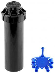 Rain Bird PopUp Rotosprinkler 3504-PC Wasserdurchfluss messen