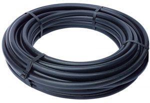 25mm (25m) PE-Rohr PN4 für Tropfbewässerung Verlegerohre für die Gartenbewässerung
