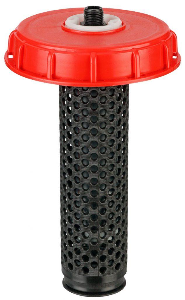 IBC Deckel Glockensiphon für Kubikgarden