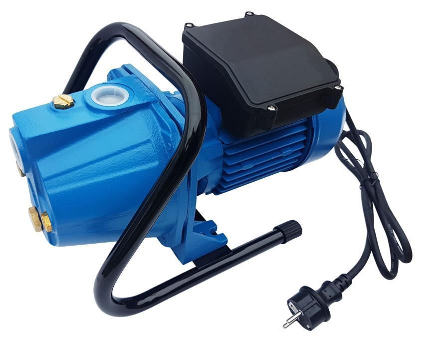 Gartenpumpe Jetpumpe selbstansaugend (230V) - mit Rückschlagventil vor Schäden schützen