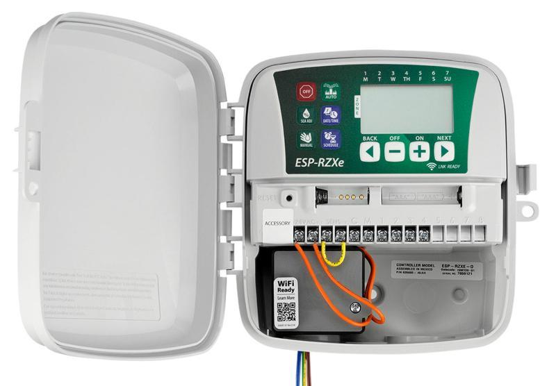 Steuergerät ESP-RZXe Outdoor (WLAN-fähig) Bewässerungsautomaten