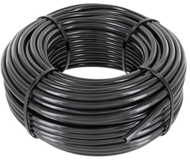 PVC-Mikroschlauch 5 x 3,40 mm (25m) für Tropfer