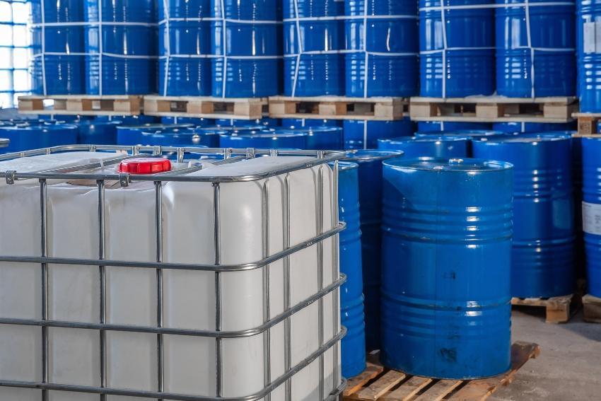 IBC Container und Faässer - Prüfungen an Großpackmitteln