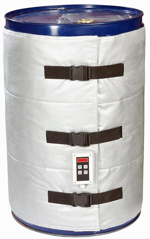 Fassheizer Höchsttemperatur Heizmantel 0-200ºC (230V) - Fassheizmanschette