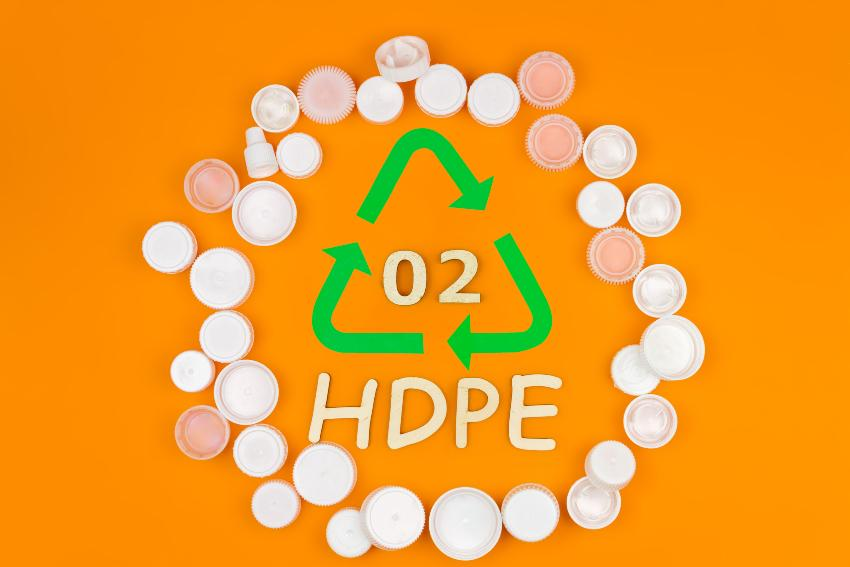 HDPW, Plastik, Recycling, Symbolbild