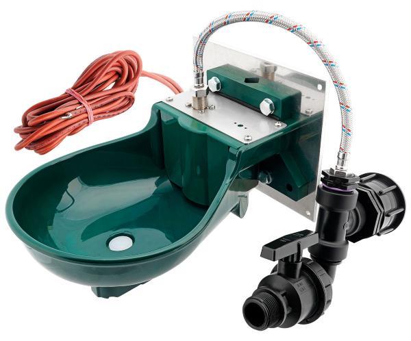 IBC Adapter S60x6 - Frostschutztränke PE (-25°C) inkl. Anschlußset
