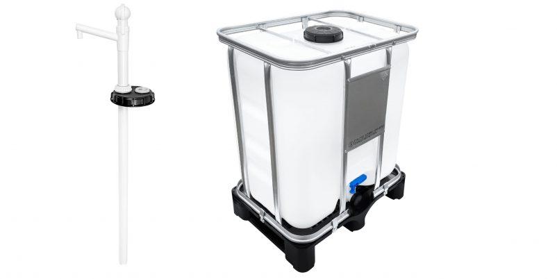 Fasspumpe für IBC Container