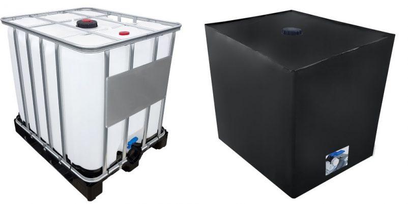 Folie für den IBC-Container