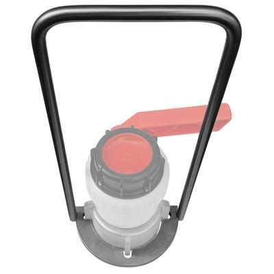 IBC Hahnschlüssel für Kugelhahn ALU DN50 - IBC Hahn wechseln