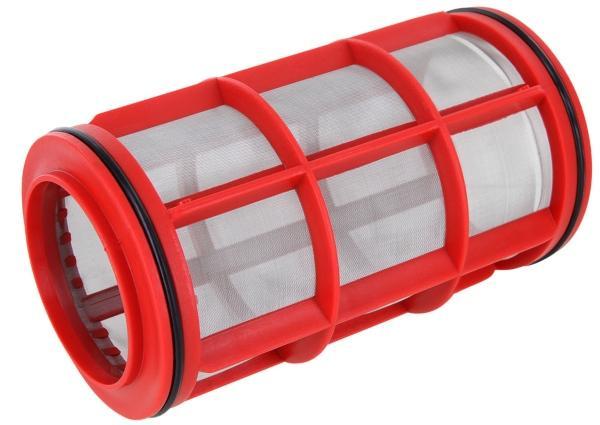 Siebfilter Kartusche für Hydrozyklon Wasserfilter (Sandabscheider) mit Spülhahn