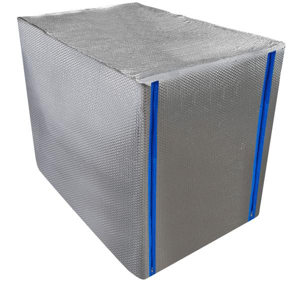 IBC Thermohaube mit Reißverschluss Frostschutz - Isoliermäntel