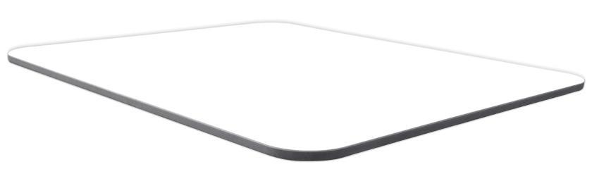 Tischplatte (Weiß) für IBC Container