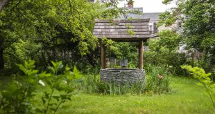 Gartenbrunnen anlegen