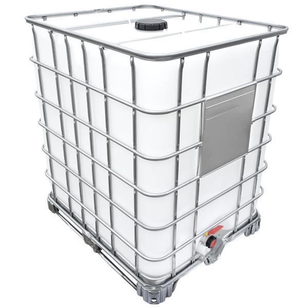 1250l IBC Container auf Stahlpalette NEU - IBC Container für 600 Liter bis 1250 Liter