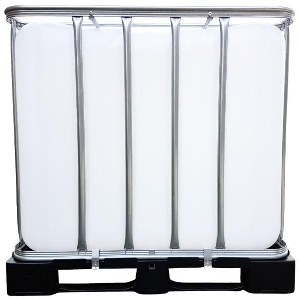 800l IBC Container UN-Zulassung auf PE-Palette NEU