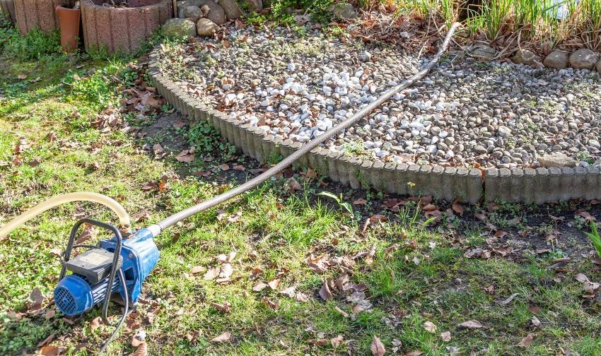 Strahlpumpen für die Gartenbewässerung