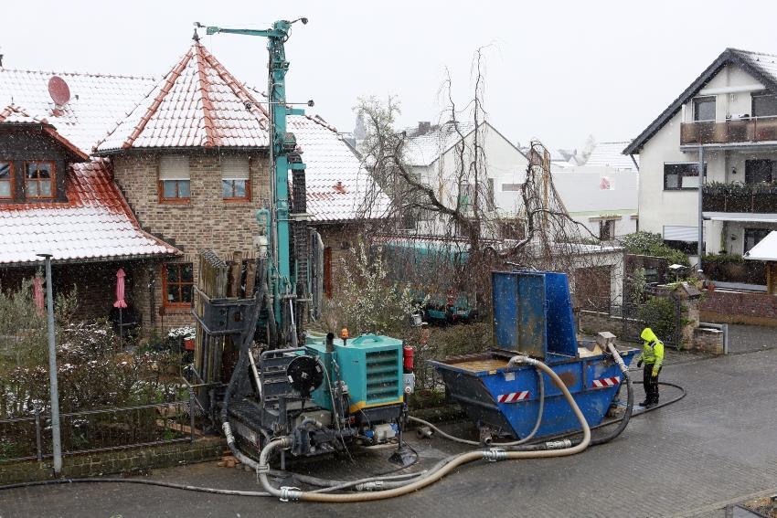 Professionelle Brunnenbohrung - Brunnenbau für die Gartenbewässerung