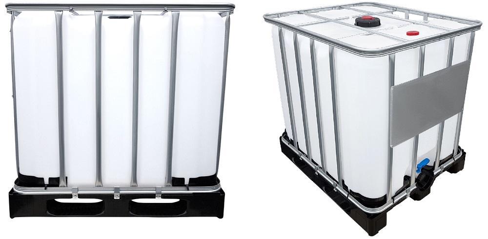 1000l IBC Container für AdBlue® (CDS) auf PE-Palette NEU - IBC-Container in Zahlen