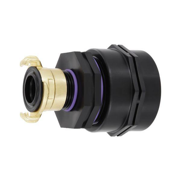 """IBC Adapter BSP 2"""" - Schnellkupplung """"GeKa"""" kompatibel"""