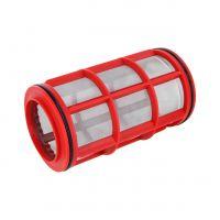 Siebfilter Kartusche für Hydrozyklon Wasserfilter mit Spülhahn