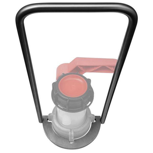 IBC Hahnschlüssel für SCHÜTZ Armatur DN75 ALU Überwurfmutter