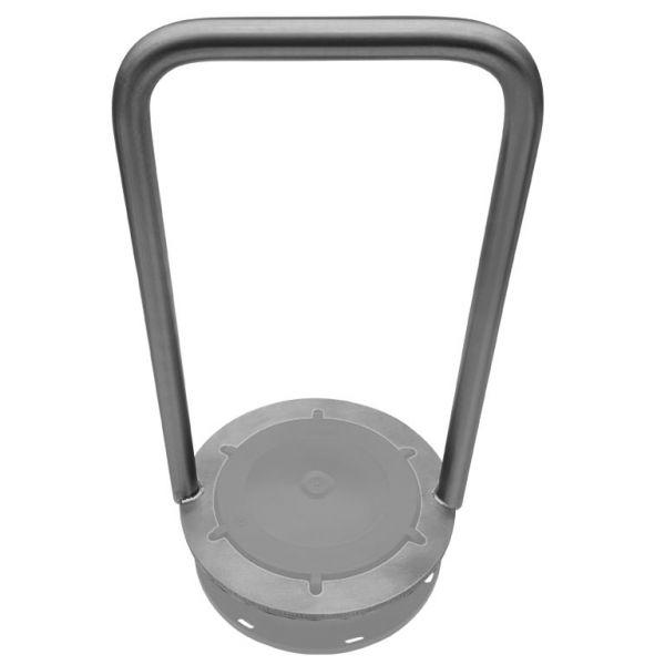 IBC Container Hahn Kappenschlüssel Edelstahl für DN 80 Schraubkappe Deckel