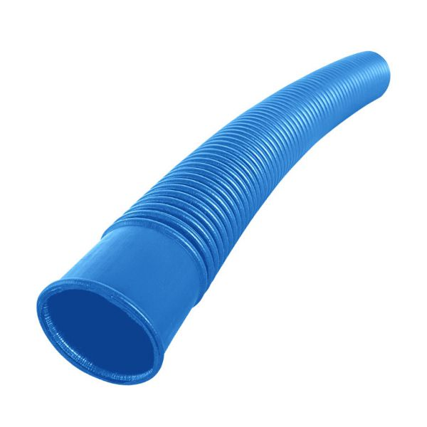 """Meterware - 38mm (1 1/2"""") Pool- & Schwimmbadschlauch blau"""
