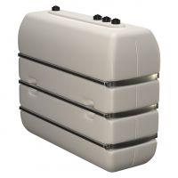 Lagertank (Bandagen) mit Einlaufstutzen