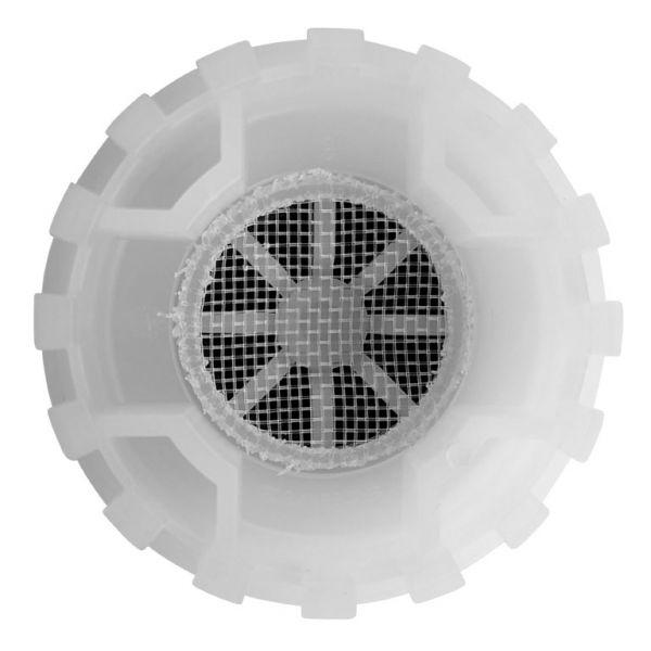 """IBC G2"""" Spundstopfen mit ZSB Breather und NBR-Membrane"""