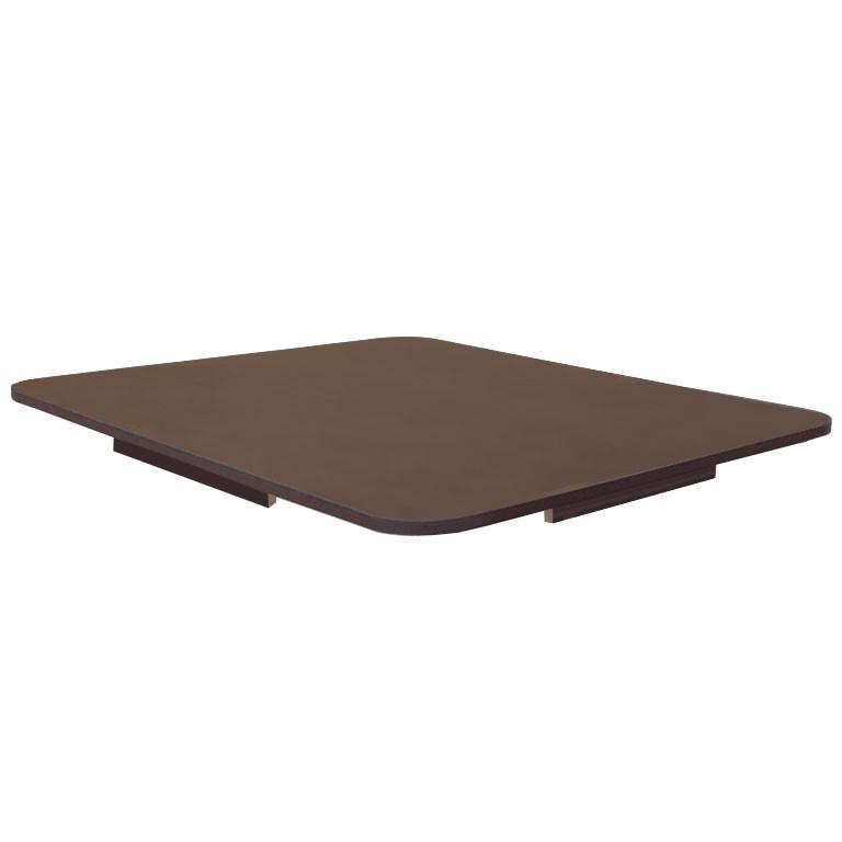 tischplatte f r ibc container als stehtisch rekubik. Black Bedroom Furniture Sets. Home Design Ideas