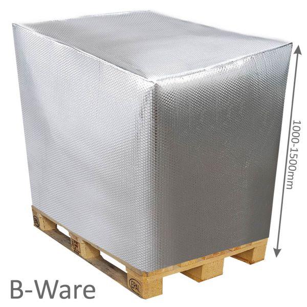 Thermohaube geschlossen für Europalette 1200 x 800 mm (B-WARE)