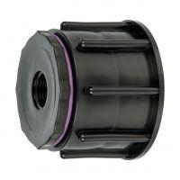 IBC Adapter S60x6 - Reduzierung Innengewinde