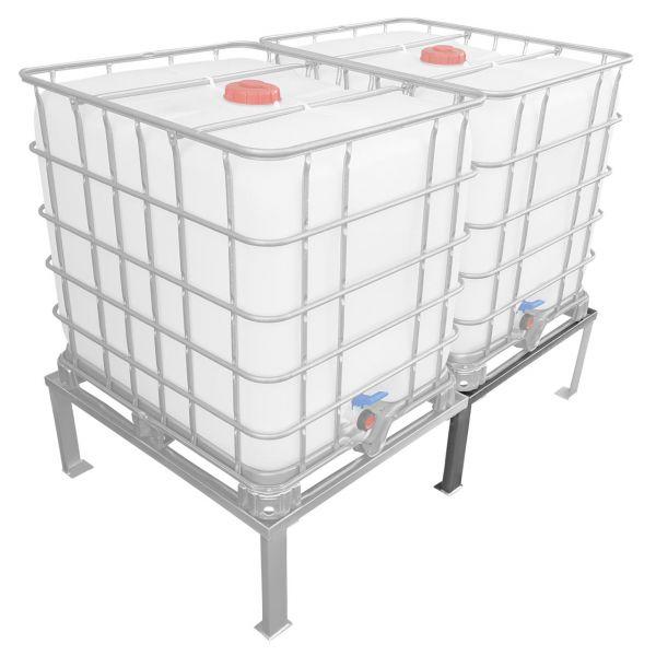 1000l IBC Untergestell (Erweiterungsmodul) Podest für IBC Regenwassertanks & Container