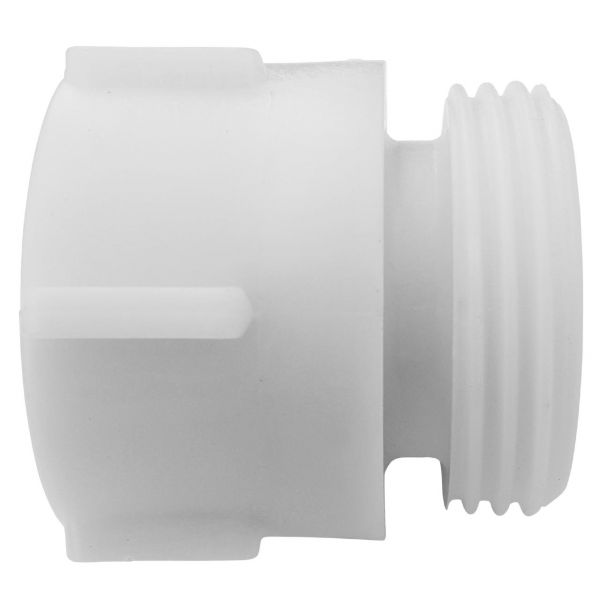 IBC Adapter S60x6 (60mm) Grobgewinde DN 50 - RD65 x 1/6 Außengewinde (Milchgewinde DN 40)