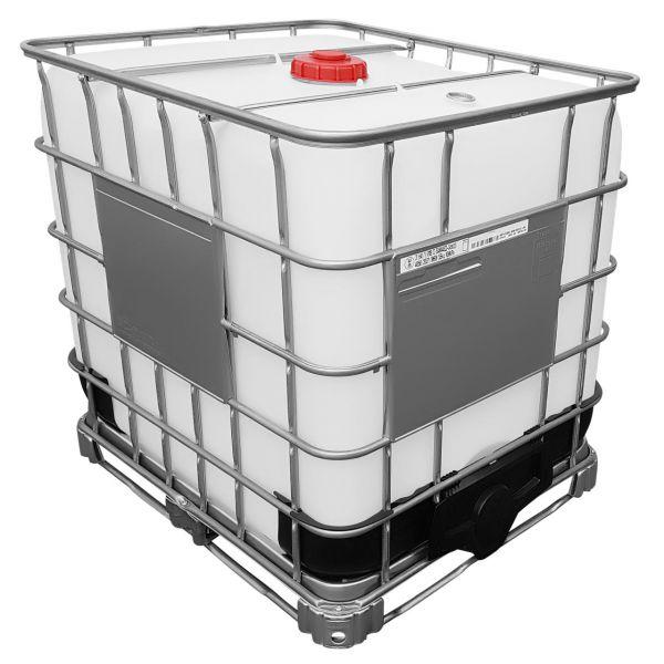 1000l IBC Container UN mit CDS-Entnahmesystem auf Stahlpalette NEU