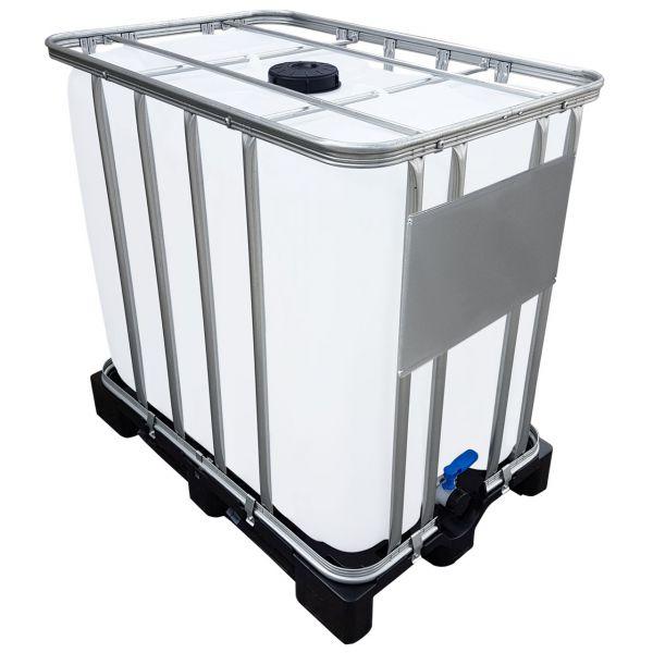 800l IBC Container auf Kunststoffpalette NEU