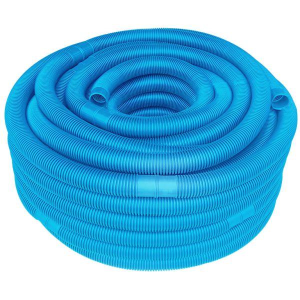 "51m Pool- & Schwimmbadschlauch 38mm (1 1/2"") blau"