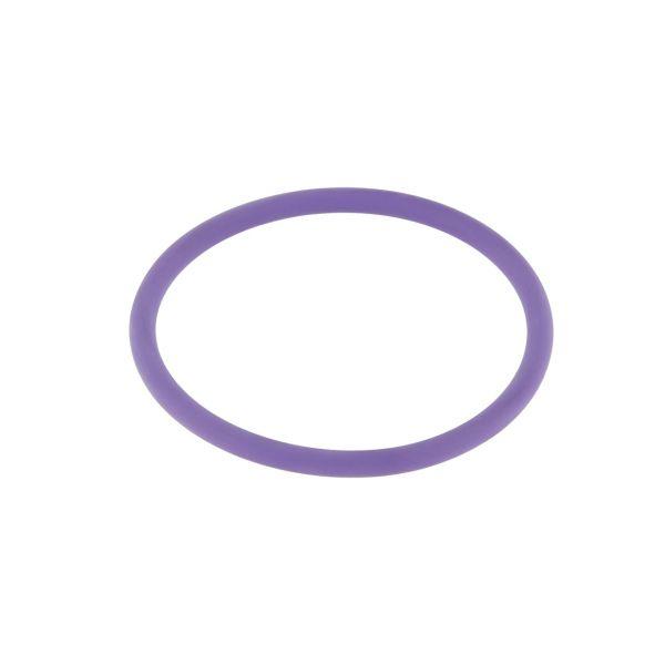 EPDM Ftting Dichtung für Gewindefittings mit Innengewinde in lila (O-Ring, säure beständig)