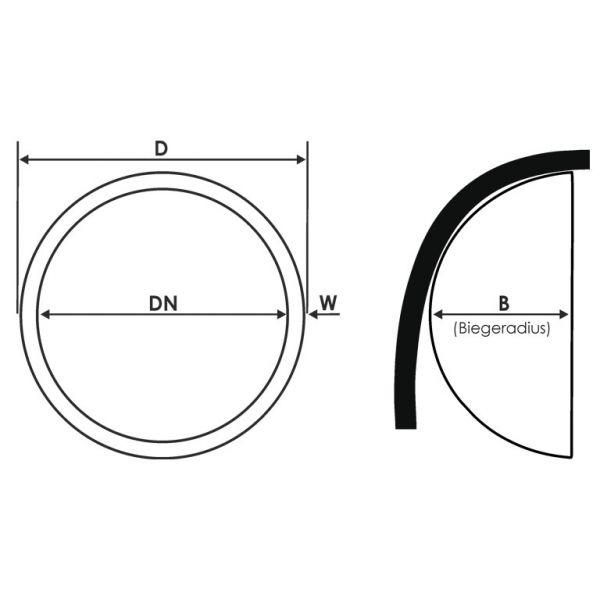 Vorschau: Spiralschlauch Saug-/Druckschlauch