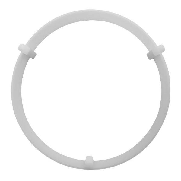 Adapterring Verdrehsicherung für Klappenhahn Hahn S75x6 (75mm) Alu-Überwurf