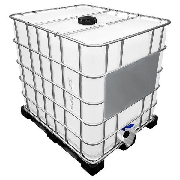 1000l IBC Container auf Kunststoffpalette NEU