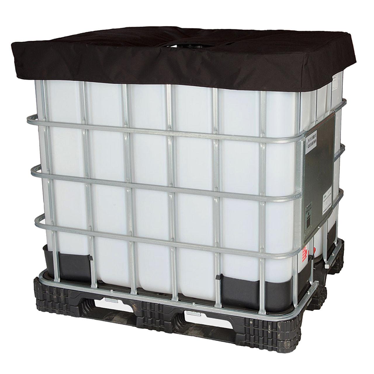 isolierdeckel f r 1000l ibc container rekubik. Black Bedroom Furniture Sets. Home Design Ideas